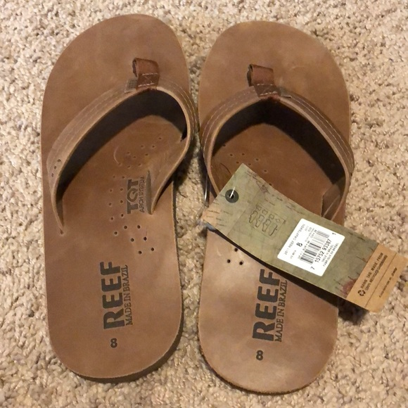 5a797c09e68b NWT Men s Reef Sandals